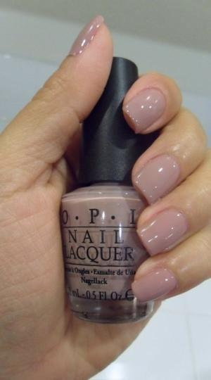 Wedding - OPI Tickle My France-y - My New Spring 2014 Go To Nail Polish. By Luella