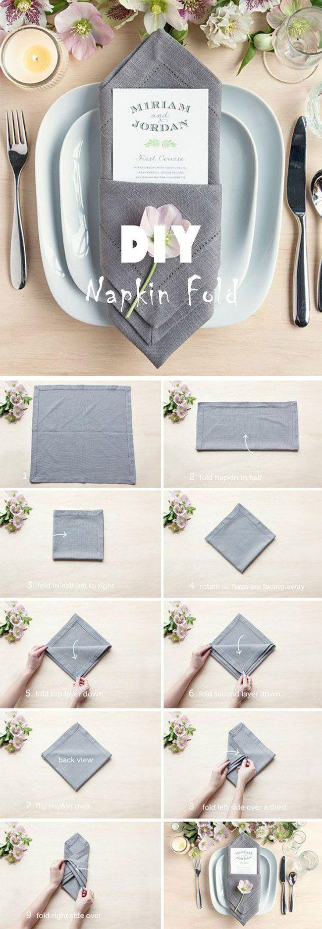 Wedding - 10 Useful DIY Wedding Ideas With Tutorials