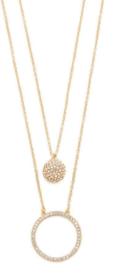 Wedding - Kate Spade New York Ring It Up Necklace Set