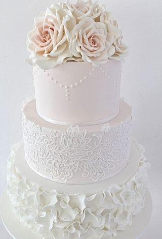 زفاف - Wedding Cake Gallery