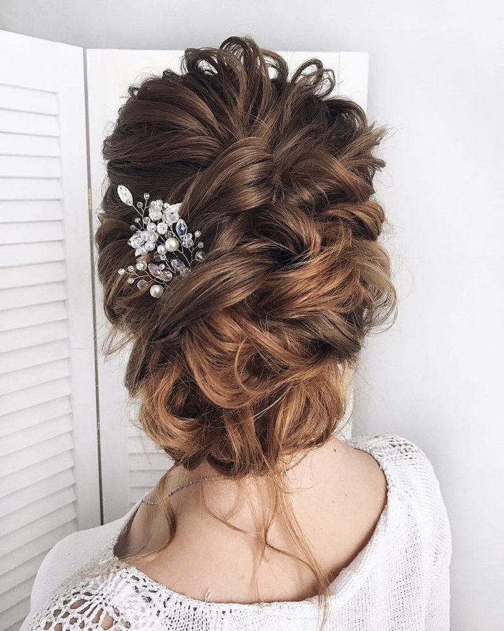 Gorgeous Updo Ideas Bridal Updo Hairstyle Wedding Hairstyles