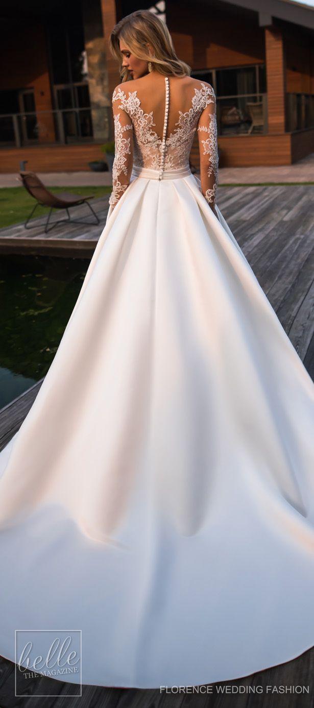 Wedding Dresses By Florence Wedding Fashion 20 Despacito Bridal ...