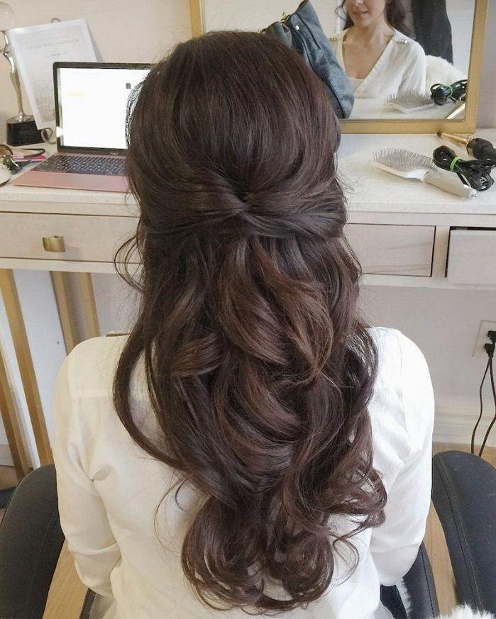 Mariage - 44 Gorgeous Half Up Half Down Hairstyles