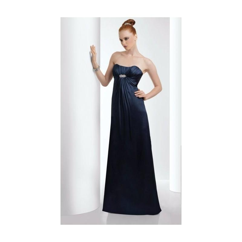 Hochzeit - Bari Jay Charmeuse Bridesmaid Dress 923 - Brand Prom Dresses
