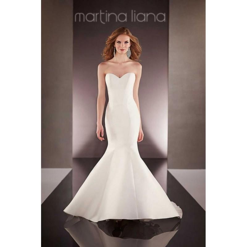 Hochzeit - Martina Liana Style 688 - Truer Bride - Find your dreamy wedding dress