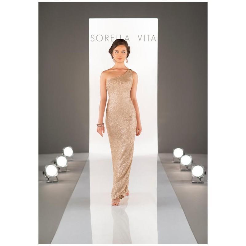 Wedding - Sorella Vita 8726 Bridesmaid Dress - The Knot - Formal Bridesmaid Dresses 2018