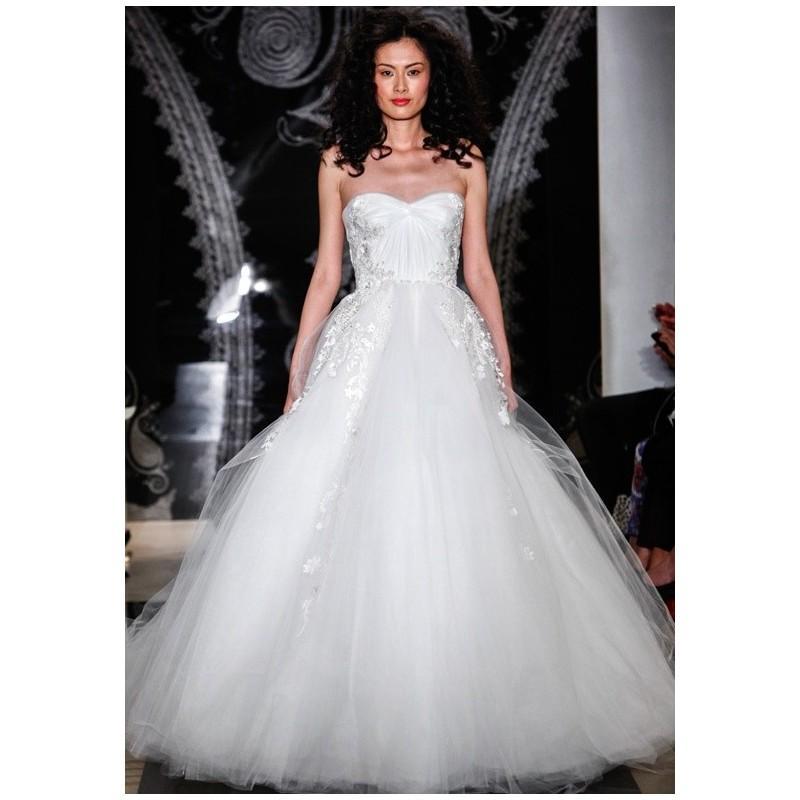 bbaaae03efb Reem Acra Ourania - - Formal Bridesmaid Dresses 2018  2868423 - Weddbook