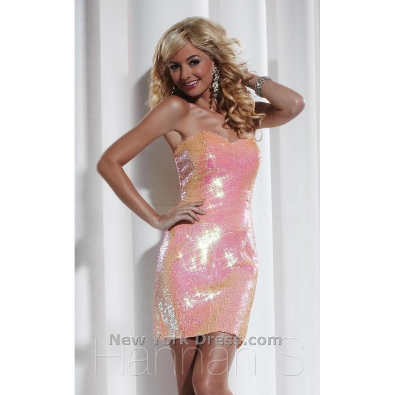 Свадьба - Hannah S 27787 - Charming Wedding Party Dresses