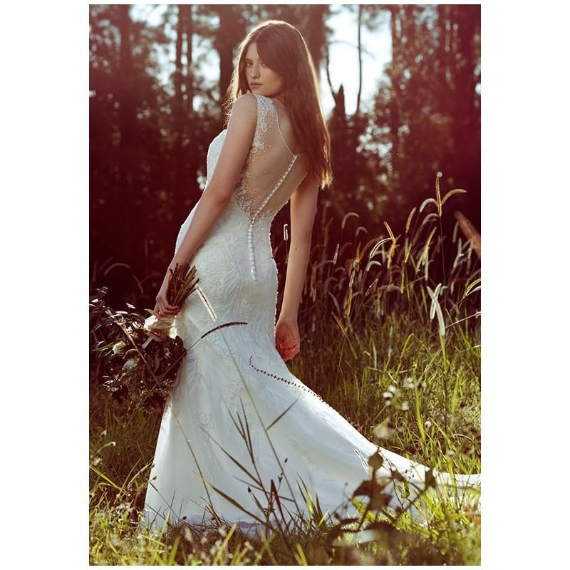 Wedding - Mia Solano M1615Z Wedding Dress - The Knot - Formal Bridesmaid Dresses 2018