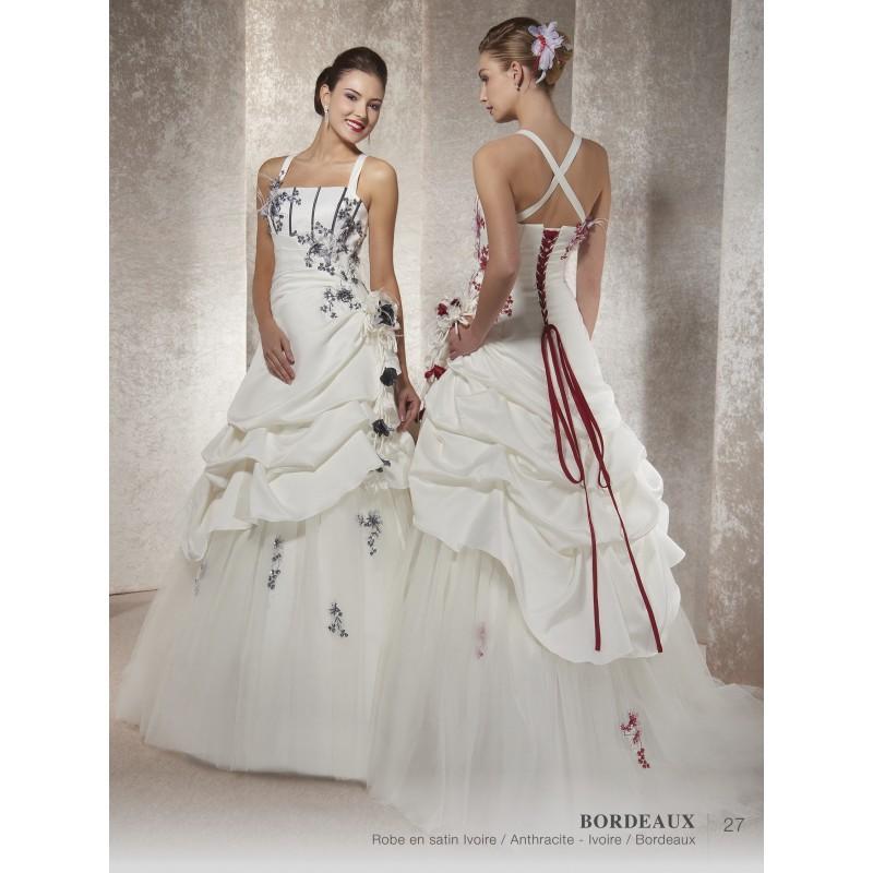 Mariage - Robes de mariée Annie Couture 2017 - Bordeaux - Robes de mariée France
