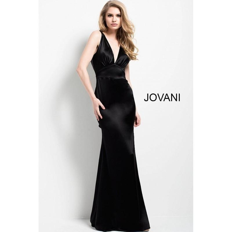 Свадьба - Jovani 46902 Prom Dress - 2018 New Wedding Dresses