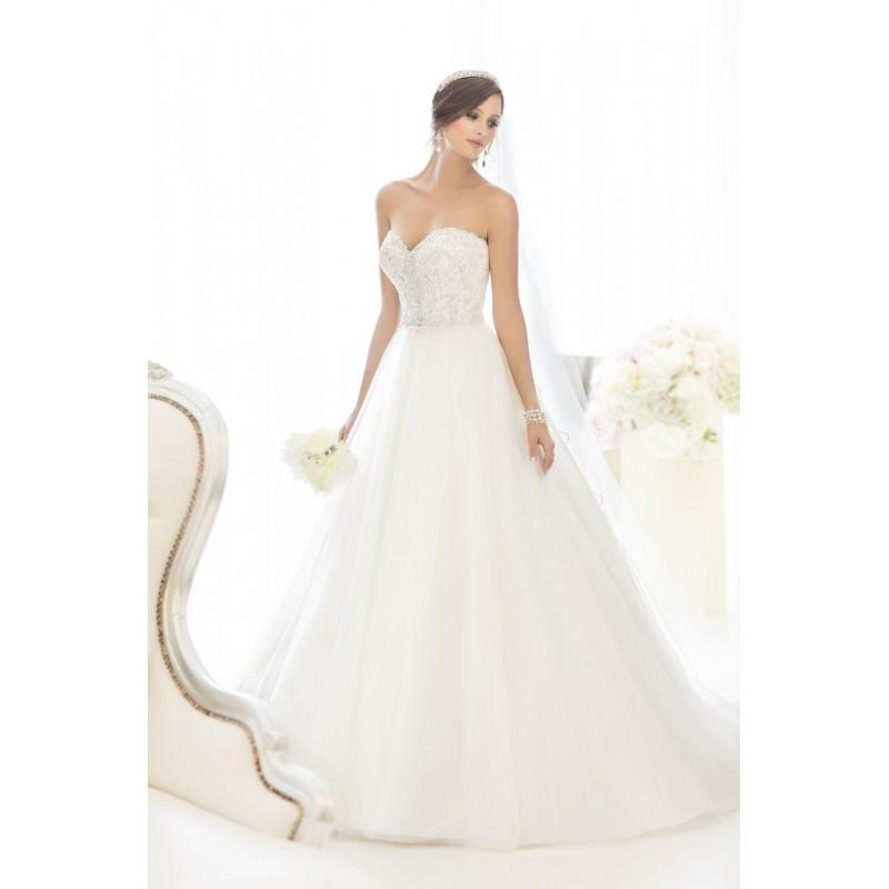 Mariage - Style D1629 - Truer Bride - Find your dreamy wedding dress
