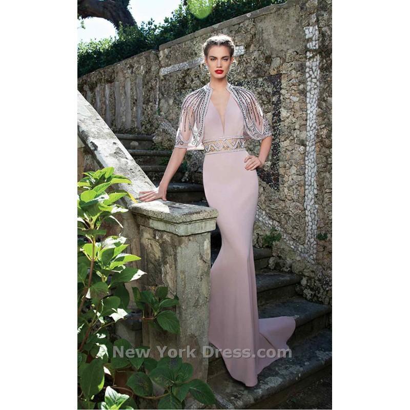 Hochzeit - Tarik Ediz 92604 - Charming Wedding Party Dresses