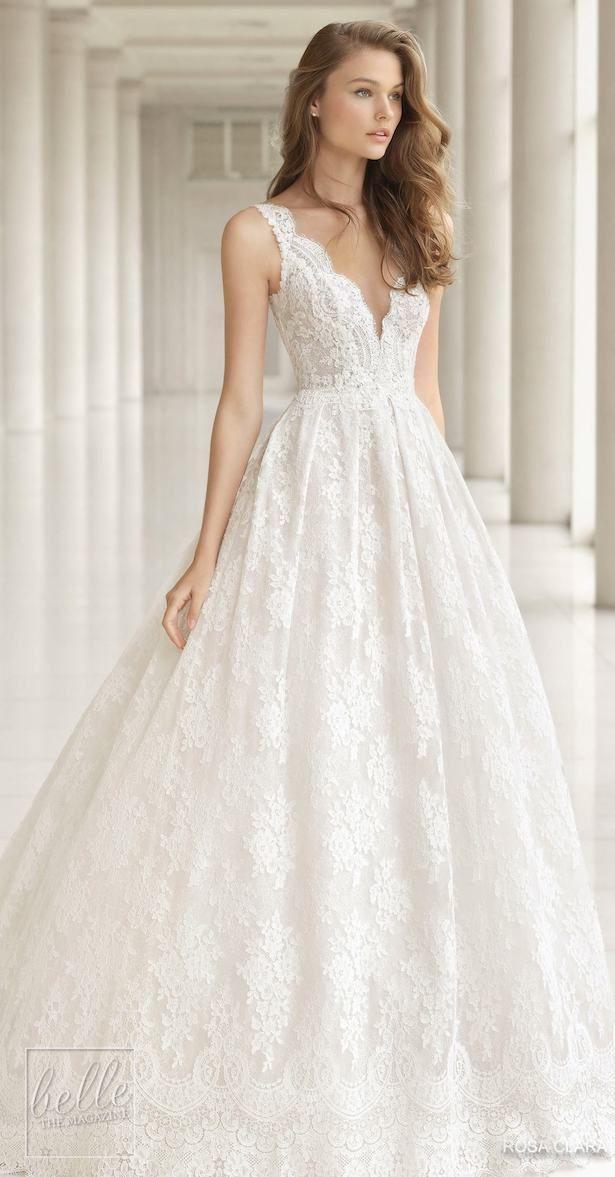 Princess Ball Gown Wedding Dresses For A Fairytale Wedding 2869891 Weddbook
