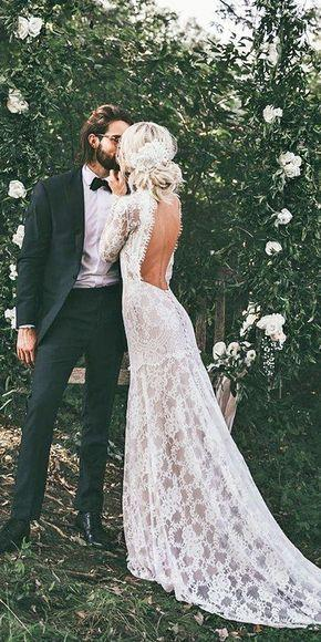 Свадьба - 30 Vintage Wedding Dresses You Will Fall In Love