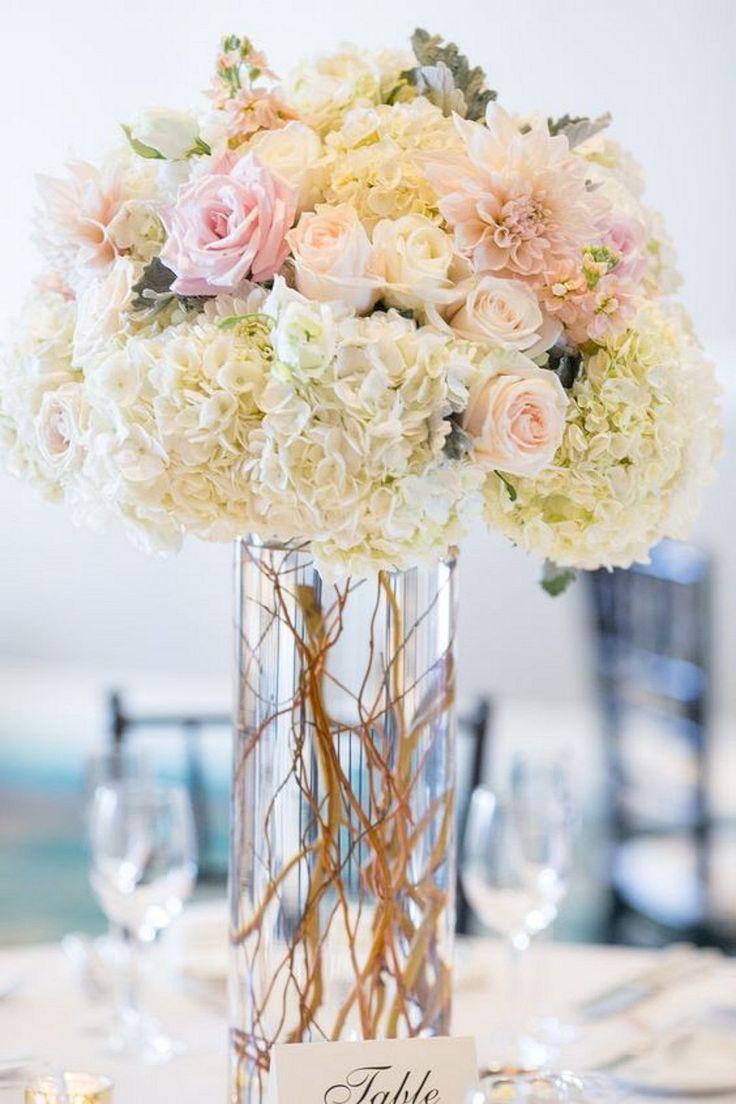 09 Diy Creative Rustic Chic Wedding Centerpieces Ideas