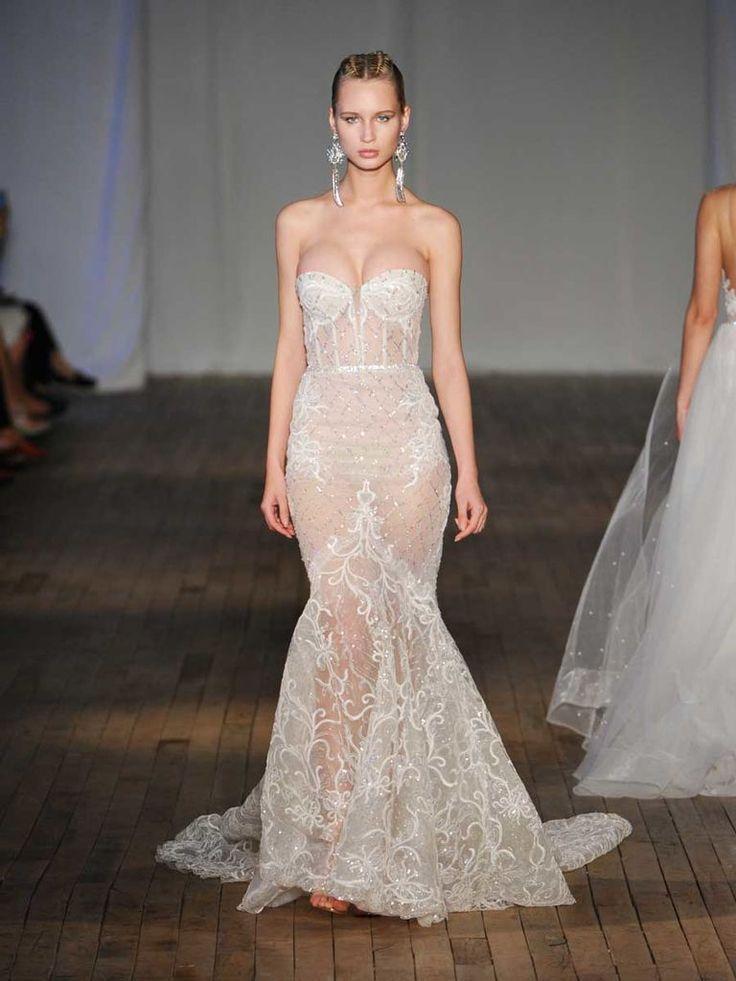 Wedding - Sexy Wedding Dresses That Rocked The Runways