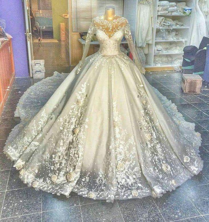 Dress A Cinderella Style Wedding Gown 2869985 Weddbook