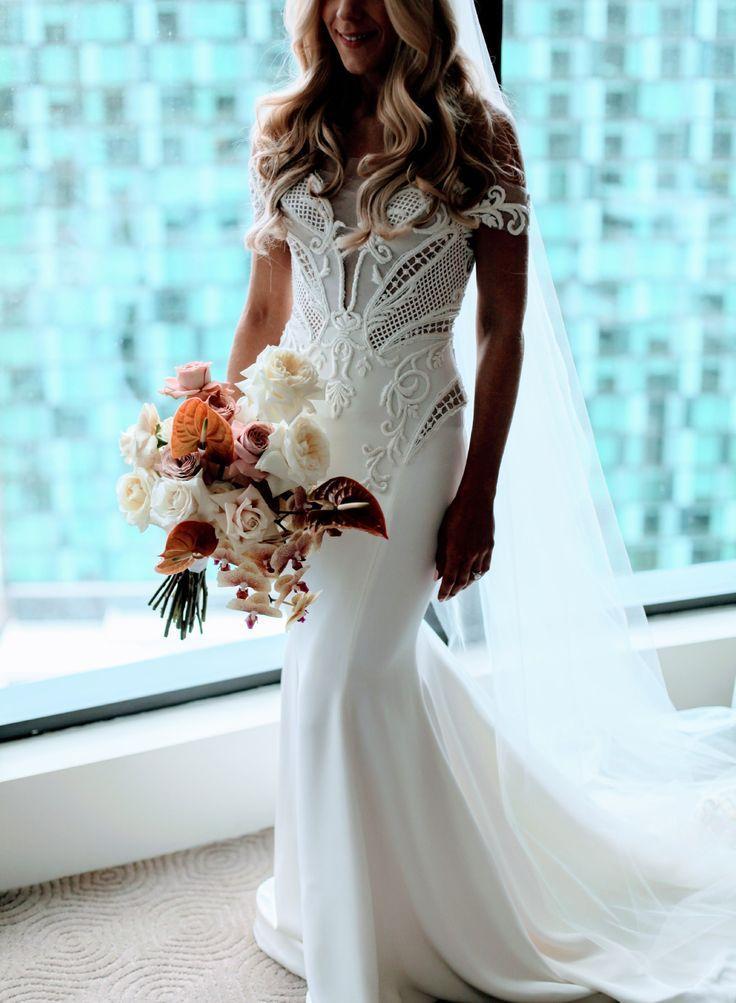 Свадьба - Leah Da Gloria Custom Made Wedding Dress