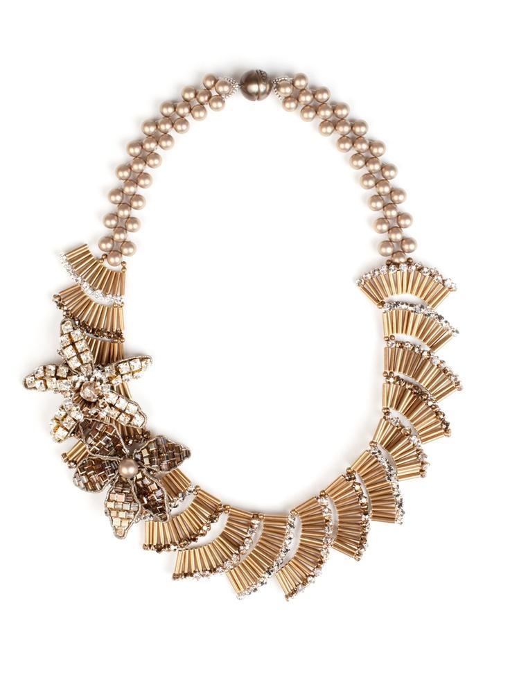 زفاف - Tataborello Crystal Swarovski Necklace