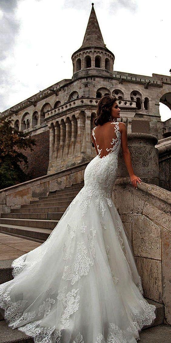 Check It Out Lace Mermaid Wedding Dresses Under 1000 Pinterest