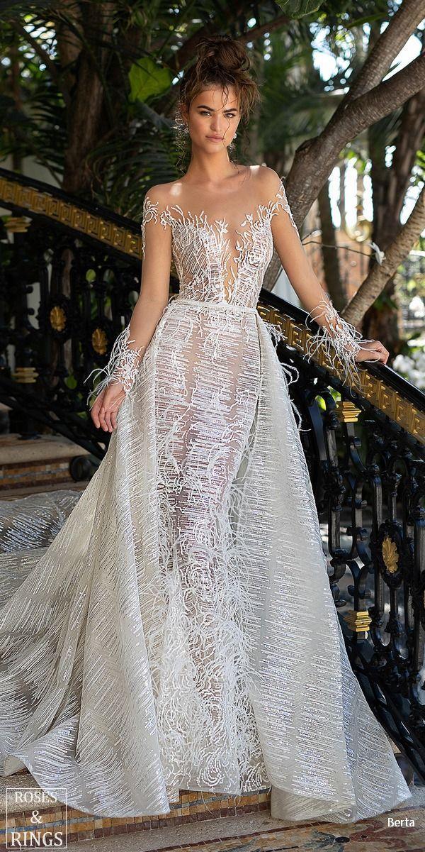 Mariage - Berta Wedding Dresses Spring 2019 Collection