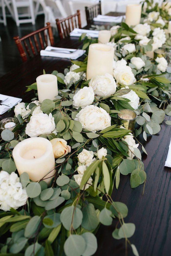 Hochzeit - Elegant Wedding Ideas With Luxurious Glamour