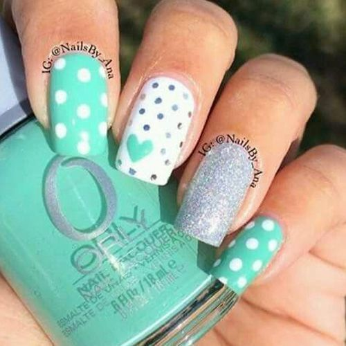 Mariage - Best Nail Designs - 75 Trending Nail Designs For 2018 - Best Nail Art