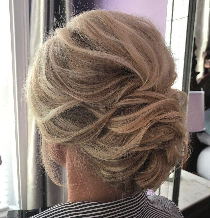 Mariage - Low Dimensional Bouffant Updo #weddinghairstyles