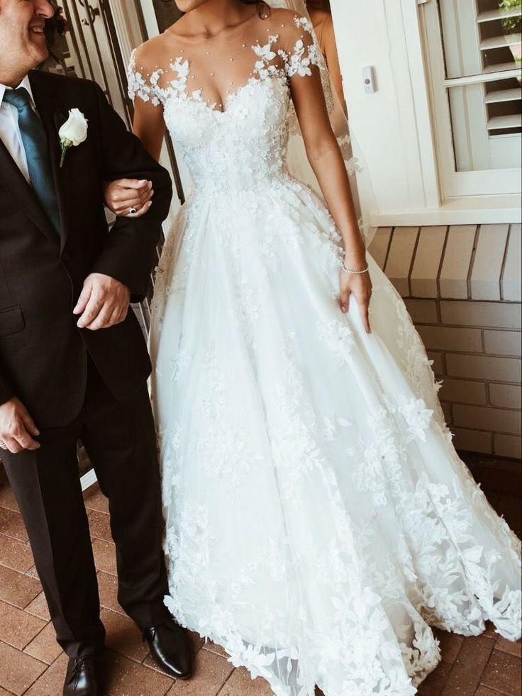 929c2e0ea84 ♕ Insta And Pinterest @amymckeown5 #weddingdress #2870489 - Weddbook