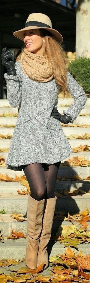 Hochzeit - 100 Winter Outfit Ideas To Try Now
