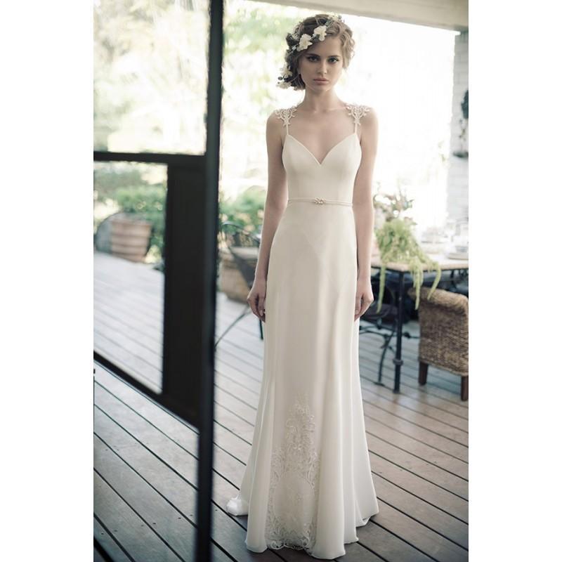 زفاف - Erez Ovadia Tessa - Wedding Dresses 2018,Cheap Bridal Gowns,Prom Dresses On Sale