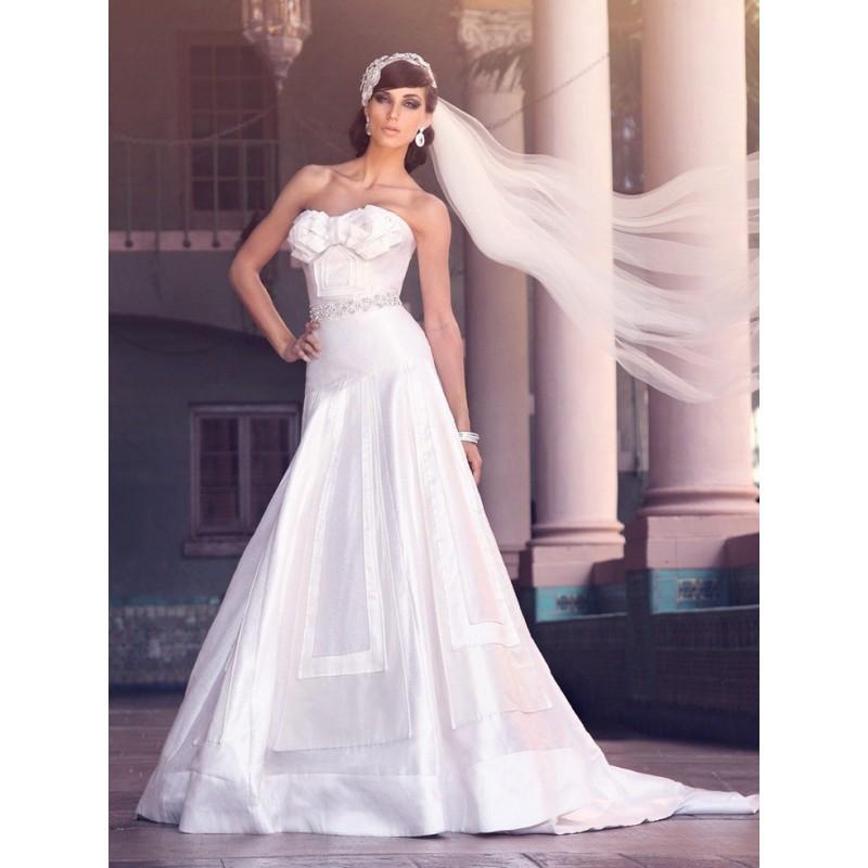 Jorge Manuel The Lloyd Wright Wedding Dresses 2018 Cheap Bridal