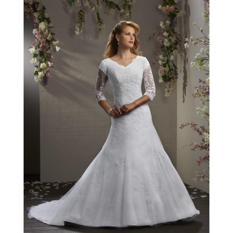 Mariage - Bonny Bliss 2404 Sample Sale Size 16 Wedding Dress - Crazy Sale Bridal Dresses