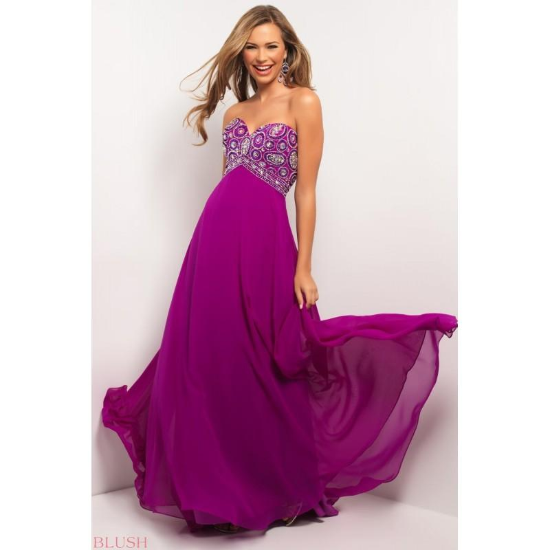 Wedding - Blush Prom Style 9587 -  Designer Wedding Dresses