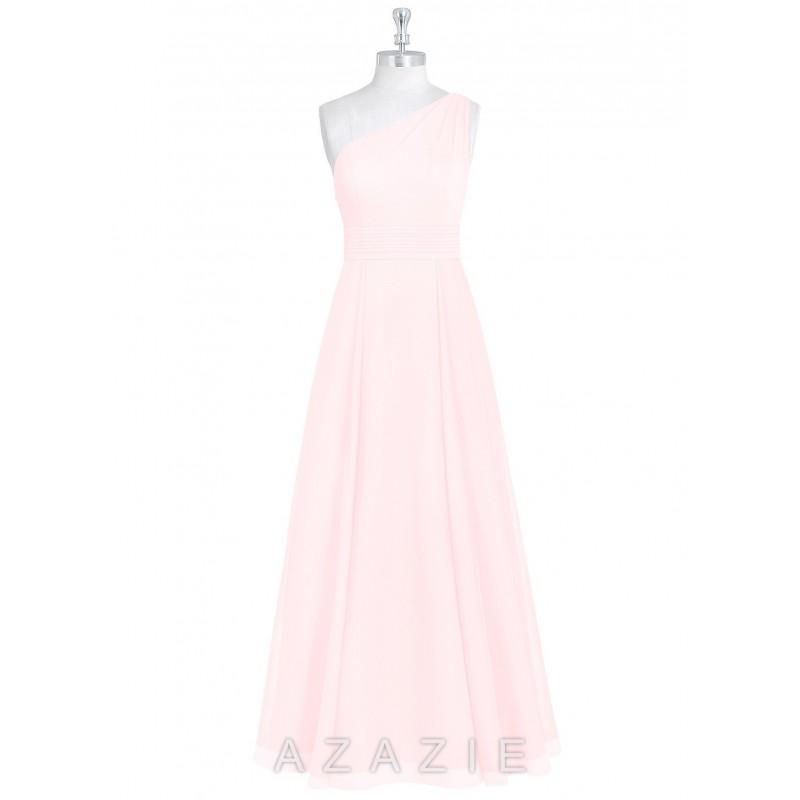 Wedding - Blushing_pink Azazie Dallas - Charming Bridesmaids Store