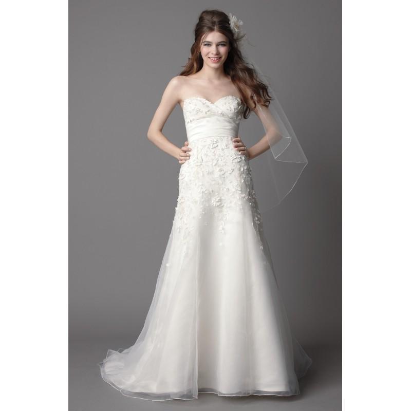 Wedding - Wtoo by Watters Wedding Dress Desdemona 15821 - Crazy Sale Bridal Dresses