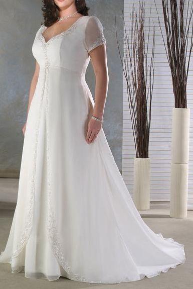 Wedding - Plus Size Wedding Dress