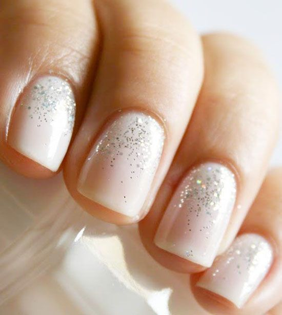Hochzeit - Wedding Nail, Wedding Manicure, Bridal Nails, ...