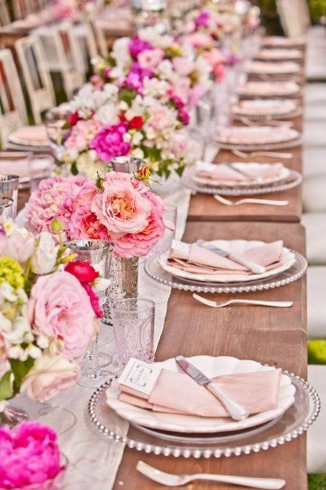 زفاف - Table Decor Wedding