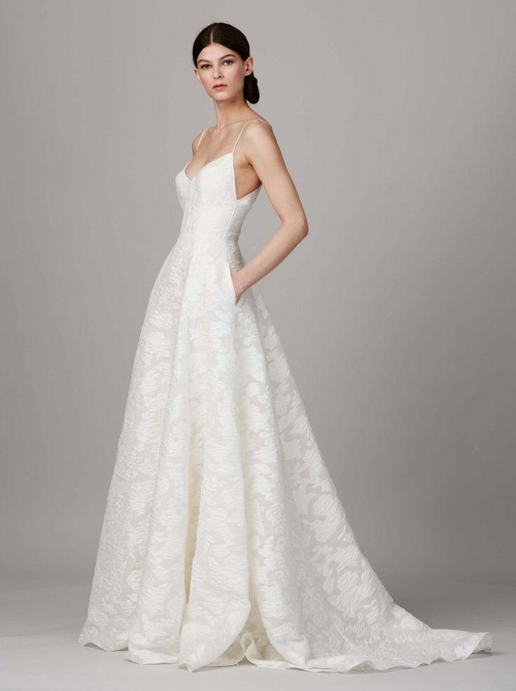 Wedding - Os Vestidos Lela Rose Spring 2017 Misturam Minimalismo, Romance E Muita Elegância! Confira Os Modelos Super Modernos E Inspire-s…