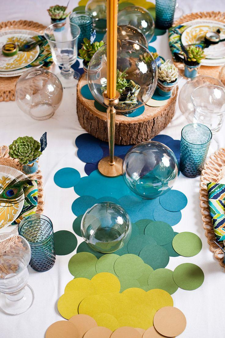 زفاف - 10 Fun Ideas To Steal For Your Next Table Setting