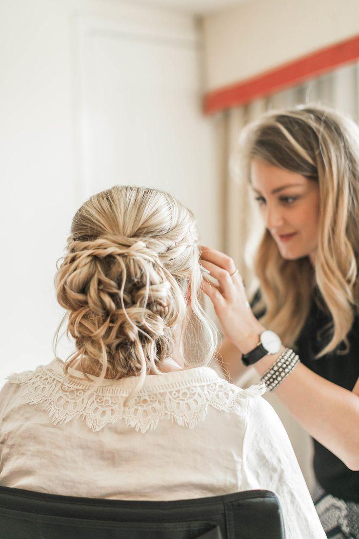 Hochzeit - McCormick Ranch Bridal Beauty