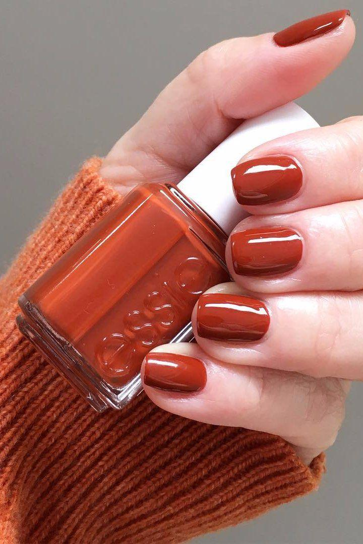 Hochzeit - 23 Chic Autumn Nail Colours You'll Want To Buy ASAP
