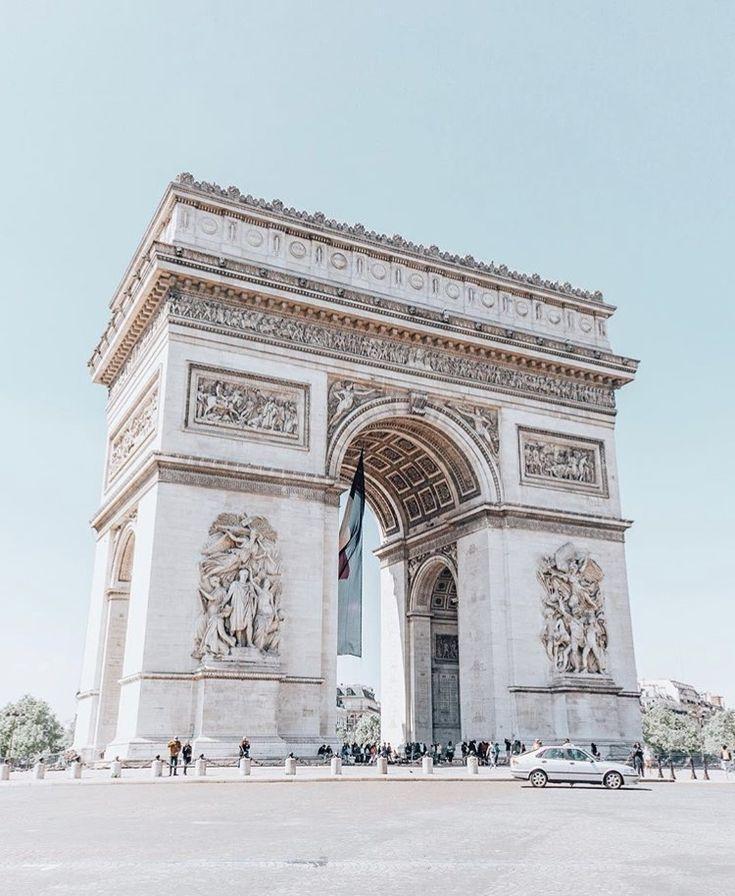 Hochzeit - Summer Travel #adventure #paris