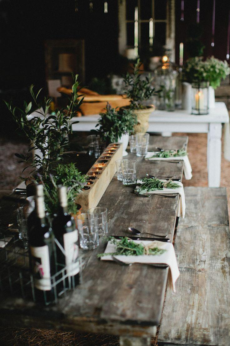 Hochzeit - French Farm Inspired Photo Shoot From Kristyn Hogan   Cedarwood Weddings