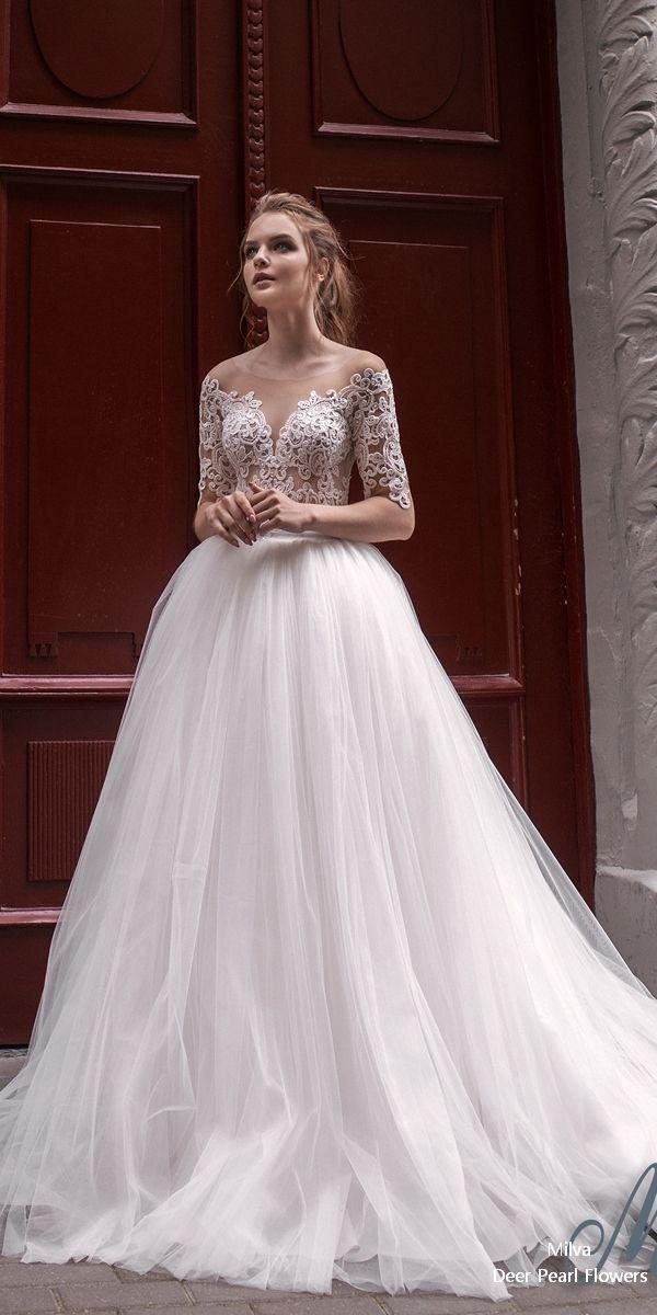 زفاف - We Love: Milva Wedding Dresses 2018 & 2019 Collection