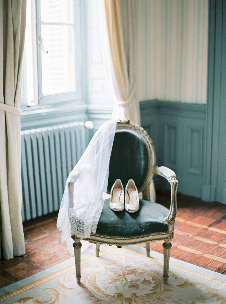 Hochzeit - Elegant Wedding In France At Chateau La Durantie
