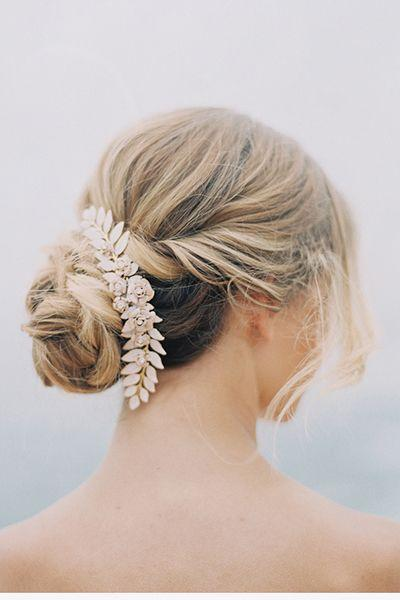 زفاف - 40  Wedding Updos That Are Beautiful From Every Angle