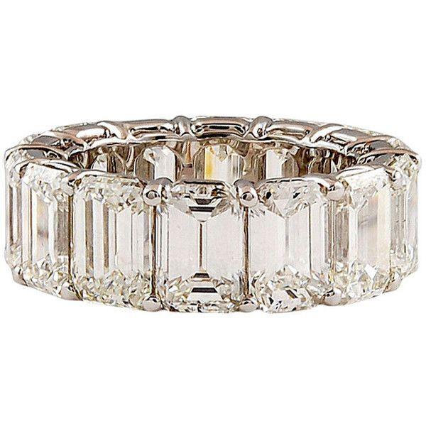 زفاف - 1STDIBS.COM Jewelry & Watches - Harry Winston - HARRY WINSTON... ❤ Liked On Polyvore Featuring Jewelry, Rings, Harry Winston Jew…